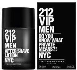 Carolina Herrera 212 VIP MEN Woda po goleniu 100ml