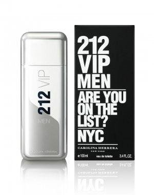Carolina Herrera 212 Vip Men woda toaletowa spray 100ml