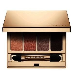 Clarins 4-Colour Eyeshadow Palette Paleta 4 cieni do powiek 6,9g 01 Nude