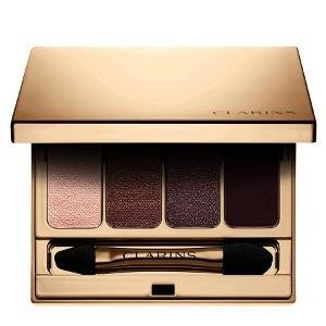 Clarins 4-Colour Eyeshadow Palette Paleta 4 cieni do powiek 6,9g 02 Rosewood